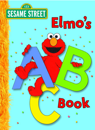 Elmo's ABC Book (Sesame Street) by Deborah November