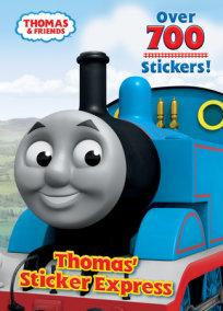 THOMAS' STICKER EXPRESS (Thomas & Friends)