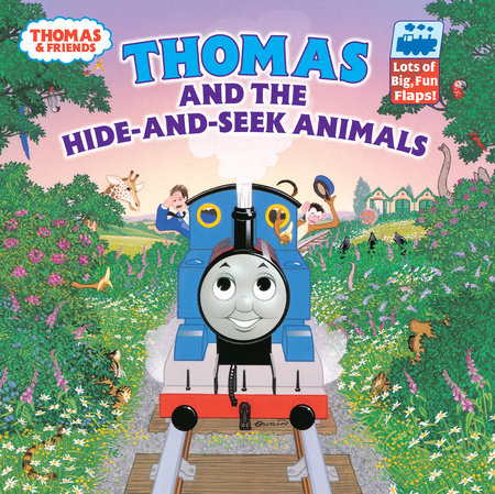 Thomas and the Hide and Seek Animals (Thomas & Friends) by Rev. W. Awdry