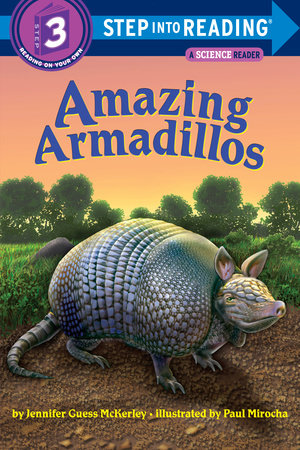 Amazing Armadillos by Jennifer Mckerley