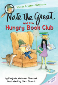 Nate the Great and the Hungry Book Club