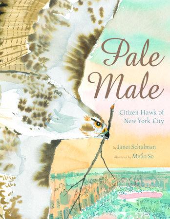 Pale Male:  Citizen Hawk of New York City by Janet Schulman