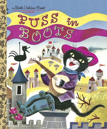 Puss in Boots by Kathryn Jackson