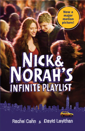 The cover of the book Nick & Norah's Infinite Playlist
