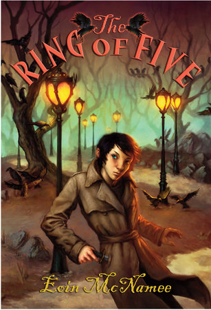 The Ring of Five by Eoin McNamee