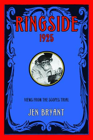 Ringside, 1925 by Jen Bryant