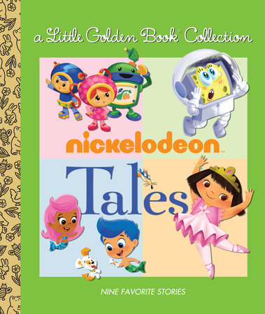 Nickelodeon Little Golden Book Collection (Nickelodeon) by James Killeen, Molly Reisner and Geof Smith