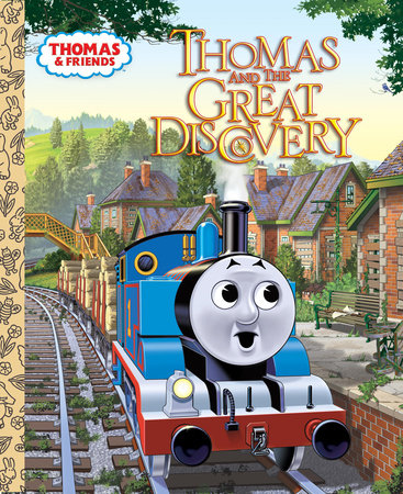 Thomas and the Great Discovery (Thomas & Friends) by Rev. W. Awdry