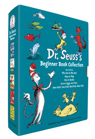 Dr. Seuss's  Beginner Book Collection by Dr. Seuss