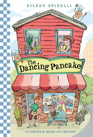 The Dancing Pancake by Eileen Spinelli