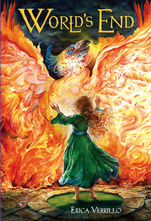 Phoenix Rising #3: World's End by Erica Verrillo