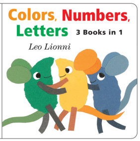 Colors, Numbers, Letters