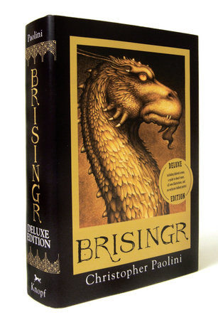 Brisingr Deluxe Edition by Christopher Paolini