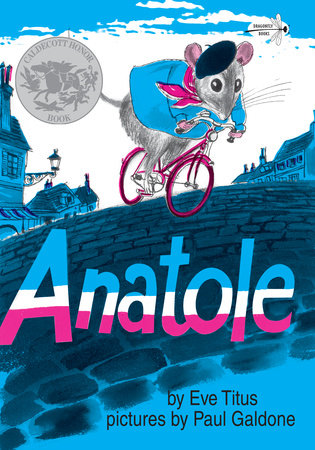 Anatole by Eve Titus
