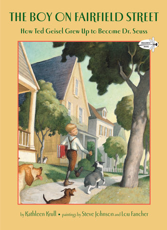 The Boy on Fairfield Street by Kathleen Krull