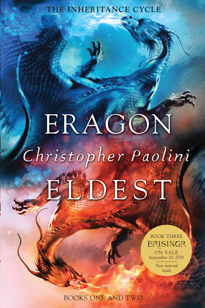 Inheritance Cycle Omnibus: Eragon and Eldest by Christopher Paolini
