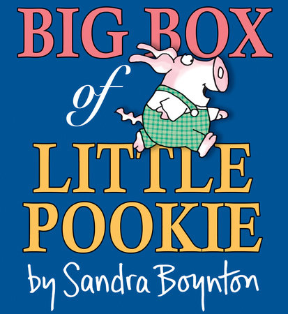 Big Box of Little Pookie by Sandra Boynton