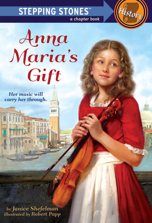 Anna Maria's Gift by Janice Shefelman