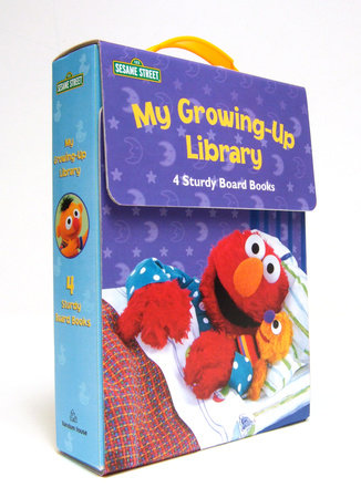 My Growing-Up Library (Sesame Street) by Kara McMahon and Apple Jordan