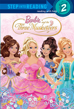 Barbie and the Three Musketeers (Barbie) by Mary Man-Kong