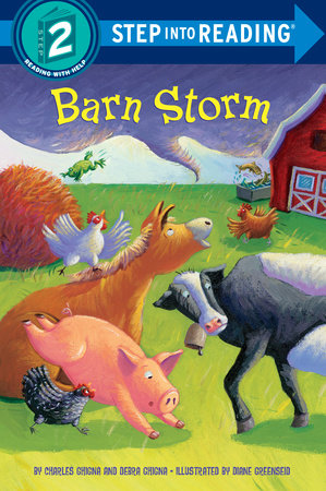 Barn Storm by Charles Ghigna and Debra Ghigna