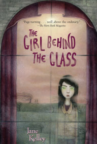 The Girl Behind the Glass