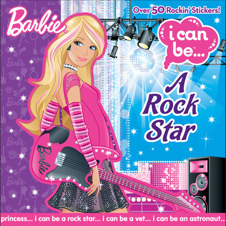 I Can Be a Rock Star (Barbie) by Mary Man-Kong
