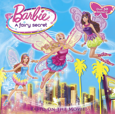 Barbie: A Fairy Secret (Barbie) by Mary Man-Kong