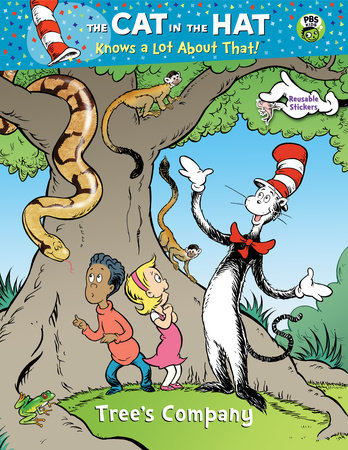 Tree's Company (Dr. Seuss/Cat in the Hat) by Golden Books