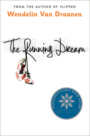 The cover of the book The Running Dream