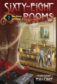 Stealing Magic: A Sixty-Eight Rooms Adventure