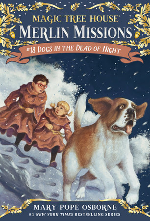 Dogs in the Dead of Night by Mary Pope Osborne
