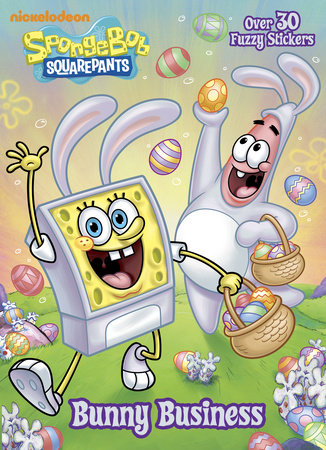 Bunny Business (SpongeBob SquarePants) by Golden Books
