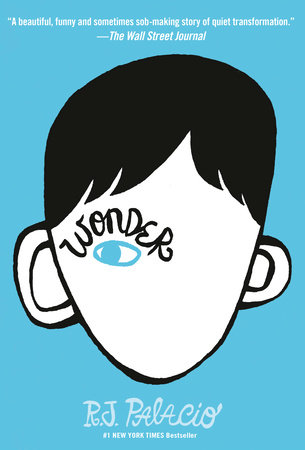 Wonder Book Cover Picture
