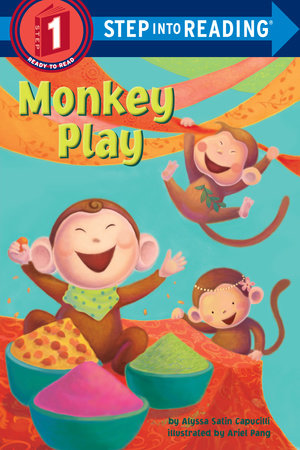 Monkey Play by Alyssa Satin Capucilli