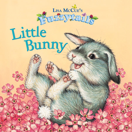 Fuzzytail Bunny by Lisa McCue