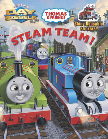 Steam Team! (Thomas & Friends) by Rev. W. Awdry