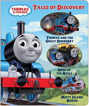Tales of Discovery (Thomas & Friends) by Rev. W. Awdry