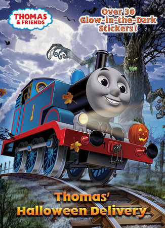 Thomas' Halloween Delivery (Thomas & Friends) by Rev. W. Awdry