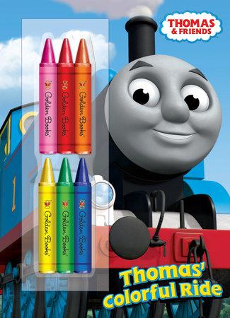 Thomas' Colorful Ride (Thomas & Friends) by Rev. W. Awdry