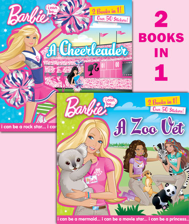 I Can Be...A Zoo Vet/I Can Be...A Cheerleader (Barbie)