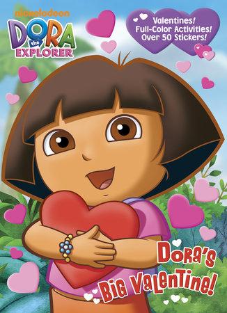 Dora's Big Valentine! (Dora the Explorer) by Golden Books