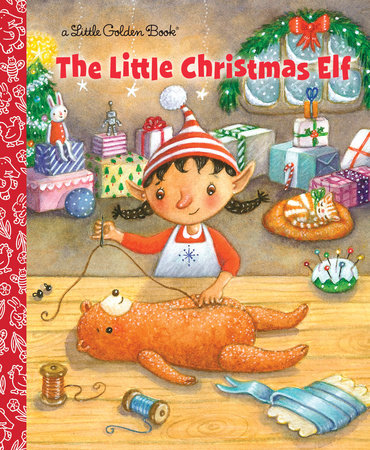 The Little Christmas Elf by Nikki Shannon Smith