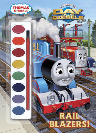 Rail Blazers! (Thomas & Friends) by Rev. W. Awdry