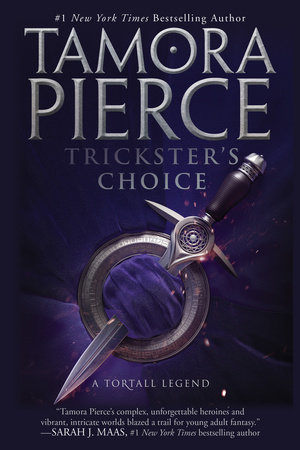 Trickster's Choice by Tamora Pierce