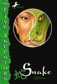The Five Ancestors Book 3: Snake