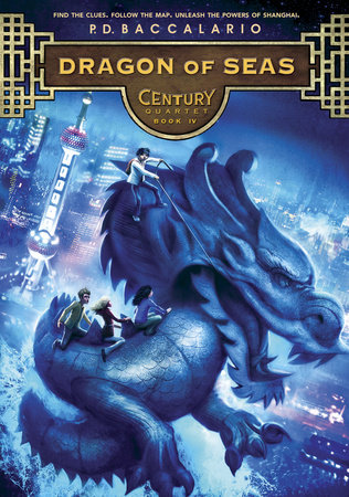 Century #4: Dragon of Seas by Pierdomenico Baccalario