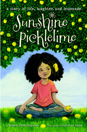 Sunshine Picklelime by Pamela Ferguson