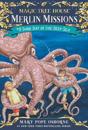 Dark Day in the Deep Sea by Mary Pope Osborne