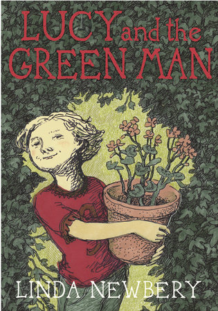 Lucy and the Green Man by Linda Newbery